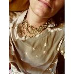 collier doré anna porté