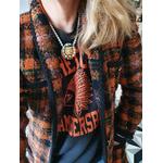 veste tweed vintage portée bis
