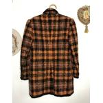veste tweed vintage dos