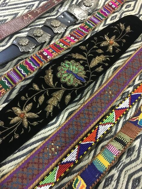 ceintures vintages