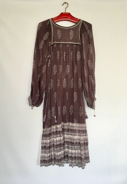 robe indienne bohème