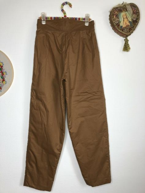 pantalon armani vintage dos