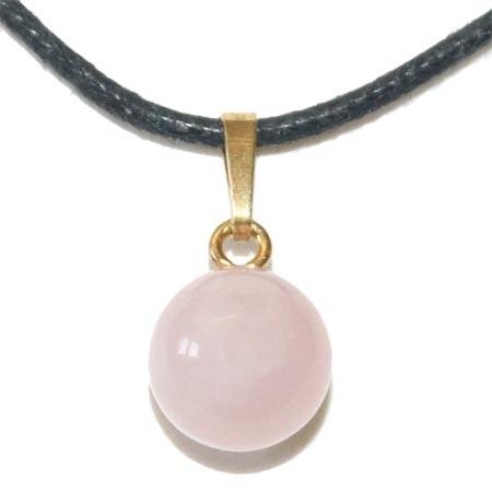 6822-pendentif-quartz-rose-boule-10mm-plaque-or