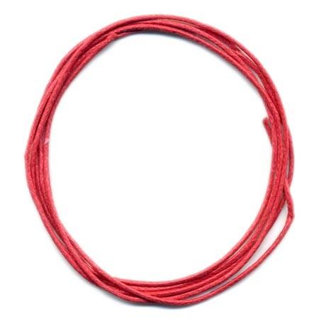 5748-cordon-coton-cire-rouge