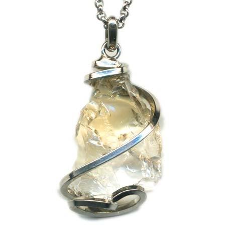 6223-pendentif-citrine-brute-stone-style