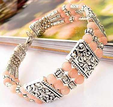 3430-bracelet-tibetain-en-quartz-rose-type-22