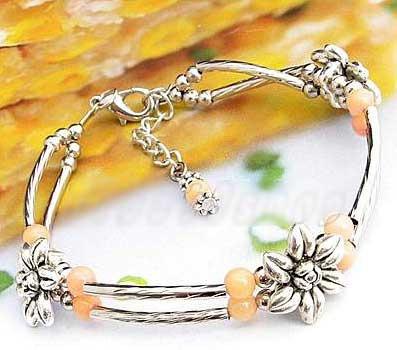 3415-bracelet-tibetain-en-calcite-jaune-type-17