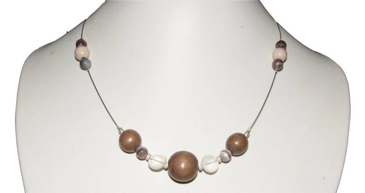 3363-collier-woodstone-agate-botswana