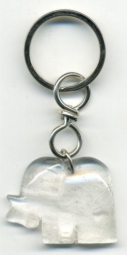 3191-porte-clefs-elephant-en-cristal-de-roche