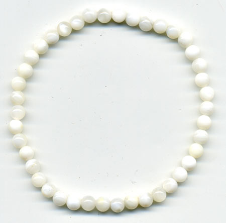3087-bracelet-en-agate-blanche-boule-4mm