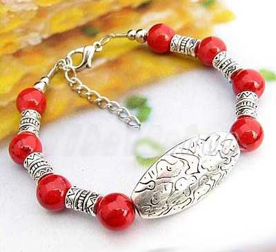 2724-bracelet-tibetain-en-corail-type-10