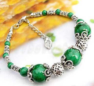 2465-bracelet-tibetain-en-malachite-type-7
