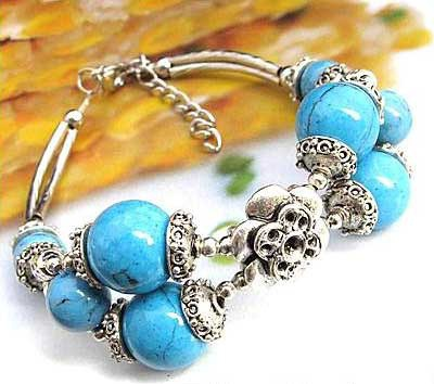 2436-bracelet-tibetain-en-howlite-turquoise-type-4