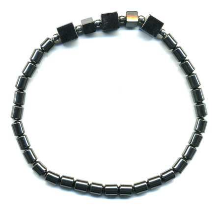 1959-bracelet-hematite-cinq-cabochons