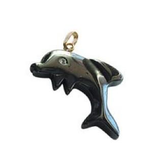 pendentif-dauphin-hematite