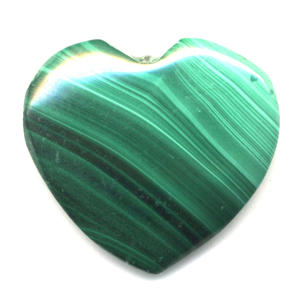 Coeur-malachite-25mm