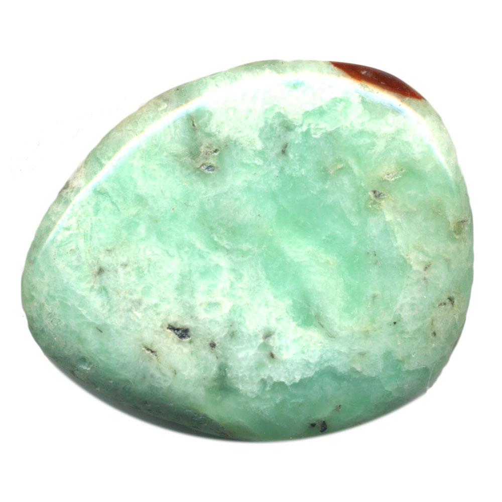 Chrysoprase-naturelle-pierre-plate