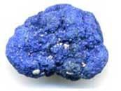 Pierres bleues indigo