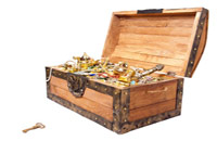 boite aux trésors