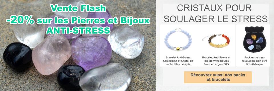 cristaux anti stress