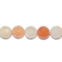 Perle en Pierre de lune boule 8 mm
