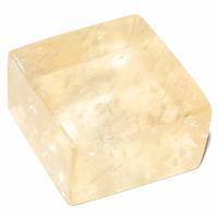 Calcite Optique miel de 50 à 60 mm Extra