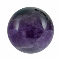 Boule de massage en Améthyste de 2 cm