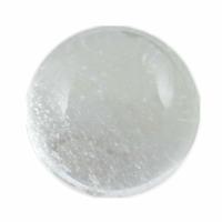 Boule de massage en Cristal de roche de 2 cm