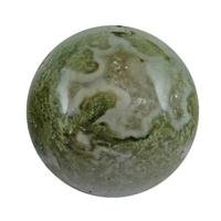 Boule de massage en Agate mousse de 2 cm