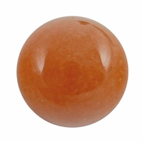 Boule de massage en Aventurine orange de 2 cm