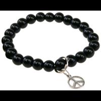 Bracelet Art de la chance Onyx noir