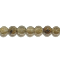 Perle en Labradorite boule 4 mm