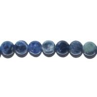 Perle en Sodalite boule 4 mm