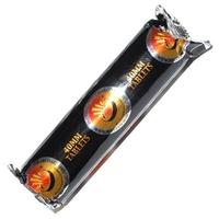 Charbons ardents XL 40 mm de diamètre en rouleau de 10 pièces