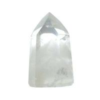 Pointe de Cristal fantôme polie de 25 à 35 mm