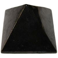 pyramide en Shungite plus ou moins 70 x 70 mm