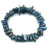 Bracelet baroque Apatite bleue EXTRA