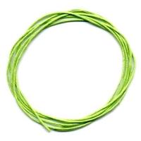 Cordon coton ciré Vert clair