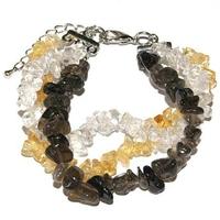 Bracelet baroque TRIO Joie de Vivre et Relaxation