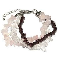 Bracelet baroque TRIO Amour et Confiance