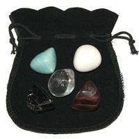 Pack Protection des énergies négatives lithothérapie