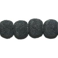 Perle en Lave boule 12 mm