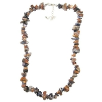 Collier Tiffany Stone 45 cm baroque