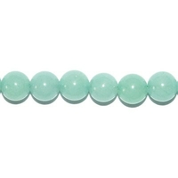 Perle en Amazonite boule 6 mm