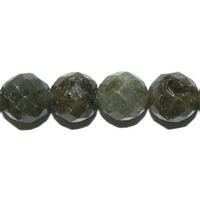 Perle en Labradorite facettée boule 10 mm