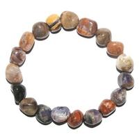 Bracelet pierres roulées Tiffany stone