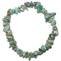 Bracelet baroque Turquoise Africaine