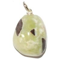Pendentif jade jaune Australie