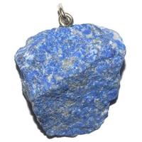 Pendentif lapis lazuli brut Extra
