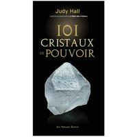 Livre Lithothérapie 101 Cristaux de pouvoir